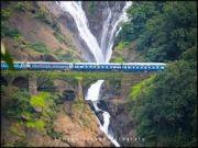 Goa Tour With Dudhsagar Waterfall