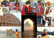 Four-Day Golden Triangle Tour, Delhi-Agra-Jaipu from New Del (  3 Nights )