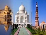 Golden Tringle Tour (5* category) ( 7 Days/ 6 Nights )