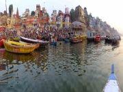 Varanasi + Khajuraho + Orchha Tour