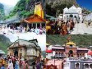 Chardham - Bhakti Yatra 10 Nights / 11 Days ( 11 Days/ 10 Nights )
