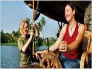 Cochin, Munnar, Thekkady, Alleppey Kerala Package 5 Nights 6