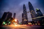 Scenic Singapore With Malaysia
