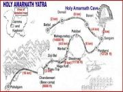 Amarnath Yatra 2017 Mass Package Starting 1 July Ex: Delhi B ( 11 Days/ 10 Nights )