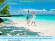 06 Nights/07 Days 4 Star   Luxury Honey Moon Andaman Package