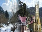 Dehli Shimla Kullu Manali Kasol Rohtang Pass (5 Nights/6 Day