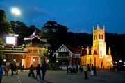 Shimla Tour  EX Chandigarh By Private Cab ( 3 Days/ 2 Nights )