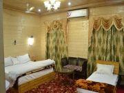 Stay in Srinagar (CP Plan)