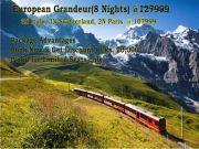 European Grandeur(8 Nights) ( 9 Days/ 8 Nights )