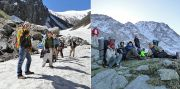 Triund Indarhar Pass Glacier Trek