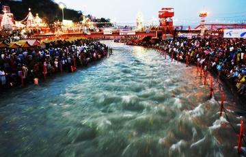 Haridwar - Rishikesh - Mussoorie – Nainital – Kausani - Corb