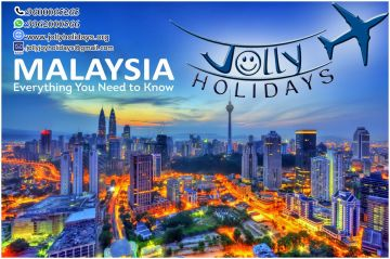 Malaysia Tour Rs.20000 With flight - Jolly Holidays