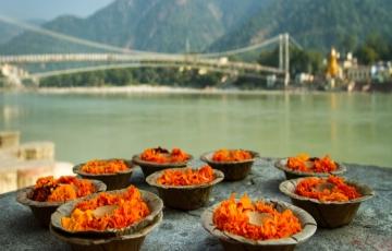 Haridwar Rishikesh & Mussoorie       3 nights - 4 days p