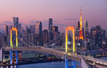 JAPAN PACKAGE 06NIGHTS/07DAYS