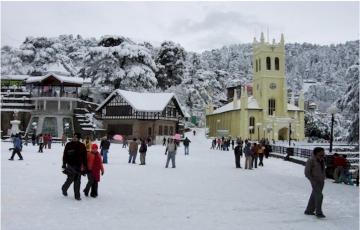 Weekend Shimla Trip by Volvo