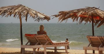 THE GOLDEN TRIANGLE WITH A SPRINKLE OF GOA