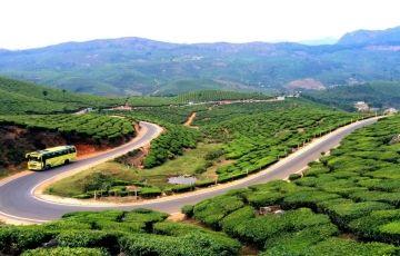 Meesapulimala – Kerala highland trek tour