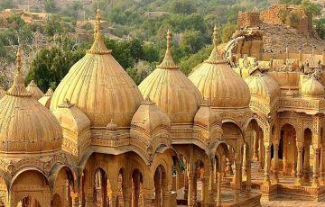 Jodhpur - Jaisalmer - Bikaner