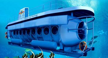 4N5D Bali with Submarine - FREE Insurance
