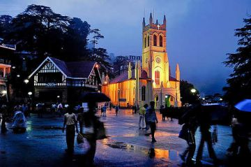 Wonderful Shimla Manali  with Golden Temple  by Cab