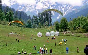 Explore the beauty of Himalaya 8 Nights 9 Days