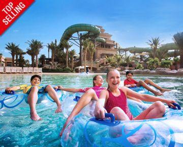 Dubai with Bollywood Parks,Atlantis , Dhow cruise,City Tour