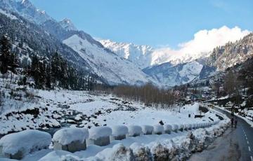 Vadodra-Shimla tour package