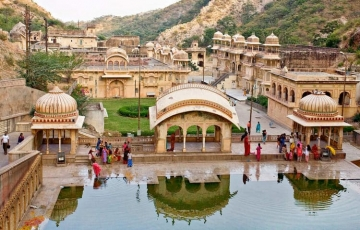 Complete Rajasthan with Mt. Abu & Ranthambore