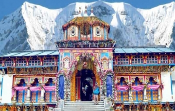 Char Dham Yatra 9 Night/10Days Yaminotri Gangotri Kedarnath