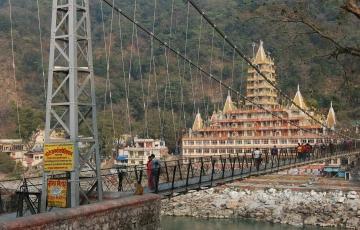 Haridwar – Rishikesh - Mussoorie Tour Package 5 Days