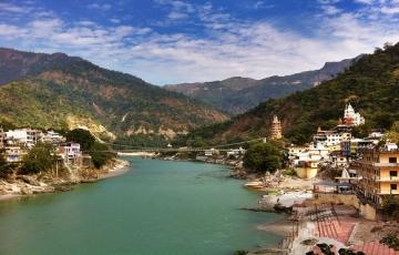 Delhi - Haridwar - Mussoorie-Corbett  Tour Package