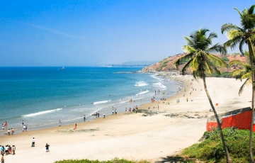 Golden Triangle with Goa Beaches