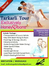Tarkarli tour  Adventure  Package With Scuba Divng