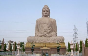 Buddha Pilgrimage Tour  08 Nights / 09 Days