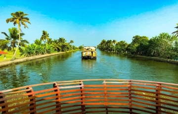 Kerala 6 Days  Luxry Tours