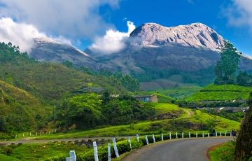 Magnificient Kerala Luxury Package
