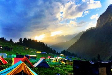 EXPLORING KASOL VALLEY TOUR 3 NIGHTS AND 4 DAYS