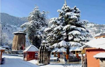 Beautiful sceneries in Shimla