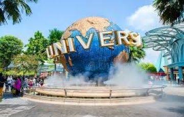 3N4D Sentosa and Universal