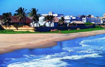 Chennai Pondicherry  Rameswaram Kanyakumari Madurai Kodaikan