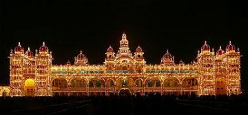 Bangalore 1N-Mysore 1N-Coorg 2N