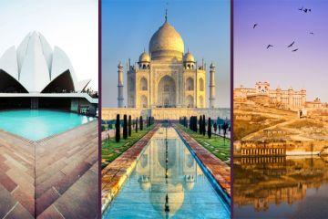 Golden TriangleDelhi/Agra/Jaipur 3 Days and 2 Nights- Packag