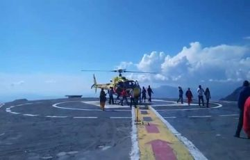 Maa Vaishno Devi Helicopter 1N/2D ( Deluxe hotels)