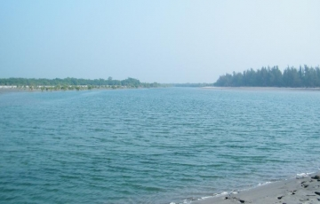 Bakkhali or Henry's Island