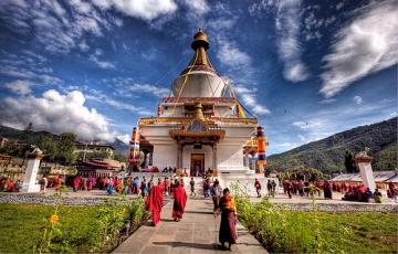 Heritage Bhutan 4N5D- Deluxe by Air