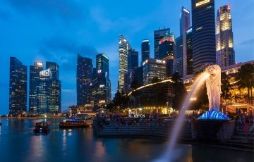 Singapore Malaysia With Star Cruise