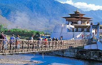 Heritage Bhutan 7N8D- Deluxe Leisure by Road