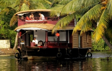 Kerala - The Lovely Paradise