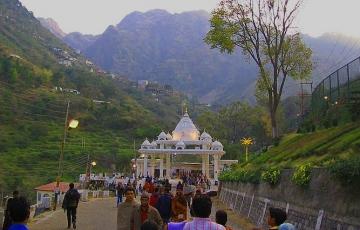 Jammu Retreat