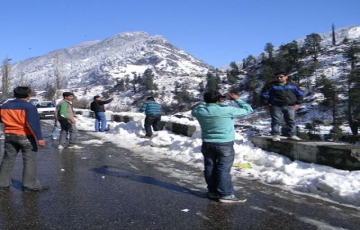 3n4d Shimla Package from Delhi By Private Cab